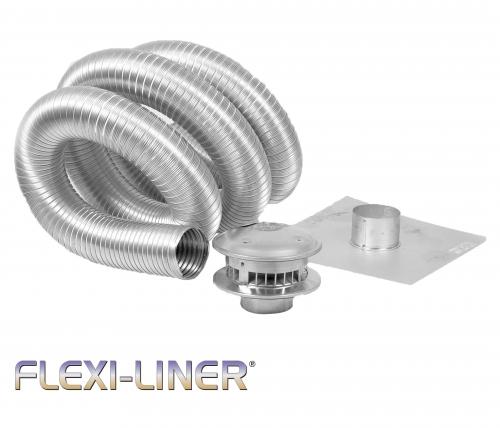 Aluminum Flexible Liner Product Image