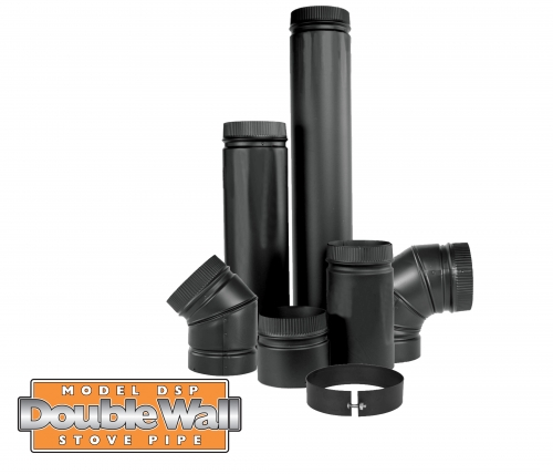 Double Wall Stove Pipe - DSP Product Image