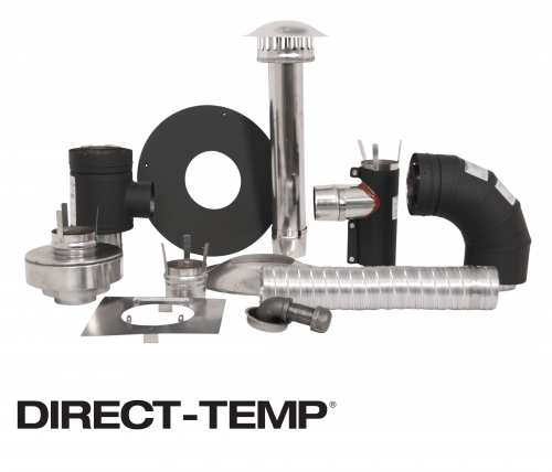 Direct Vent - Multi-Fuel Product Image