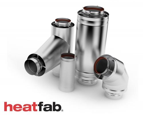 Ventilation d'appareils à haute efficacité - Heatfab Saf-T Vent Brand Image