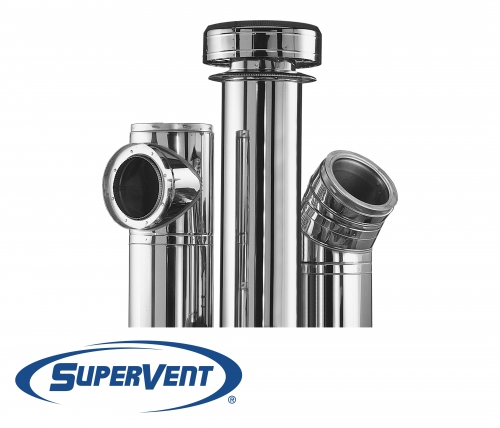 All-Fuel Chimney - SuperVent Product Image