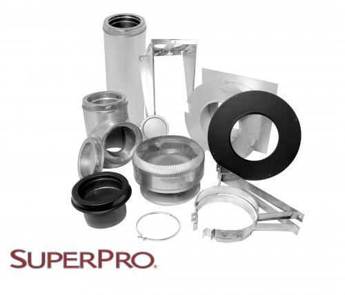 All-Fuel Chimney - SuperPro  Product Image
