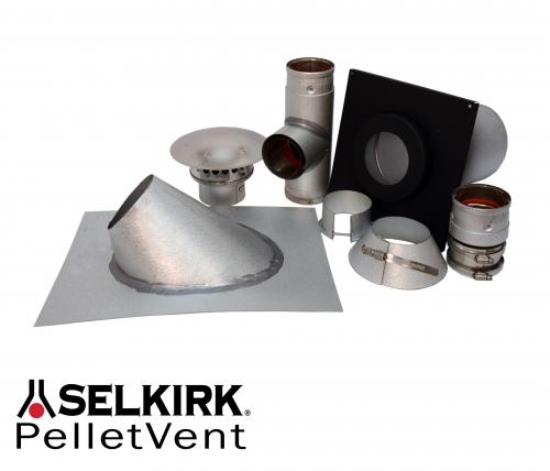 Pellet Vent - SPV - Type L/PL Product Image